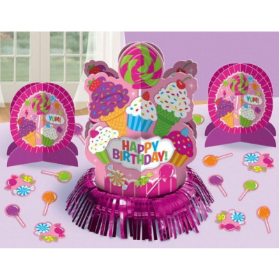 Happy Birthday Table Decoration Set