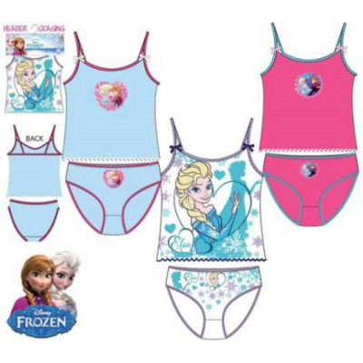28ed22495a65 Shirt, panties sets Disney Frozen, Frozen 2-8 year from wholesale and ...