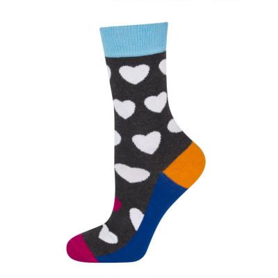 chaussettes pour enfants colorés Soxo STUFF BON 280d77c89bb