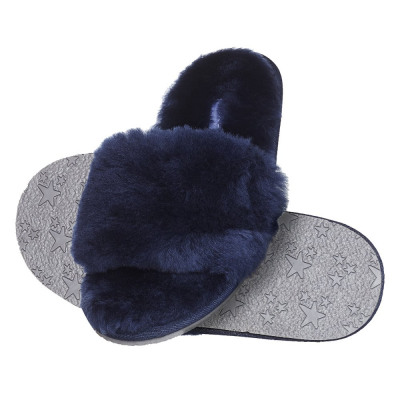 a62d19d7b Women's slippers SOXO, sheepskin slippers, 39- from wholesale and import