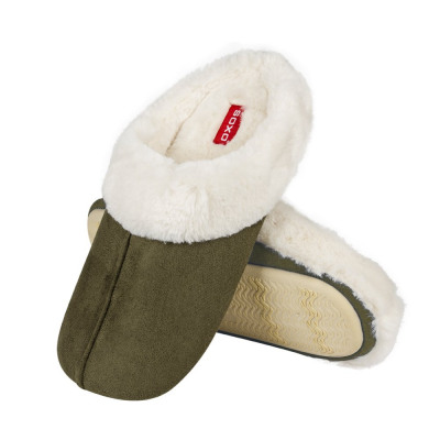 e0070ebaa Slippers for men SOXO, sheepskin slippers from wholesale and import