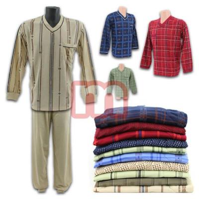 Férfi pizsama pizsama Pizsama Man nagyker és import 198dae41c6