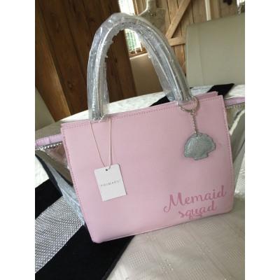 Original Ladies Handbag Primark Pink from wholesale and import 468a720ffc7ee