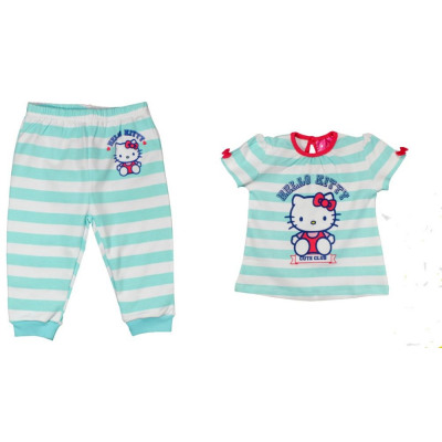 58832353f77 Dres baby Hello Kitty 68-86 summer blue from wholesale and import