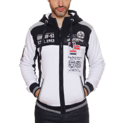 283ebc0fd6fe1 SWEAT HOMME GEOGRAPHICAL NORWAY du grossiste et import