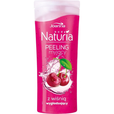 Naturia Body Scrub mini washing Cherry 100g from wholesale and import