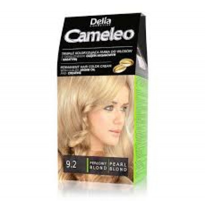 Beautiful Cameleo Hair Color