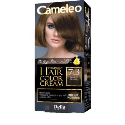 Technologie de teinture des cheveux avec des colorants 3 groupes