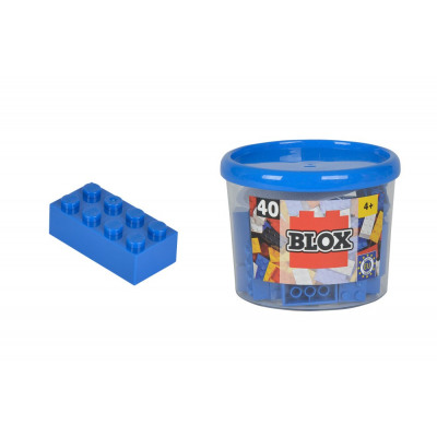 Blox 40 blue 8-stones in tin from wholesale and import