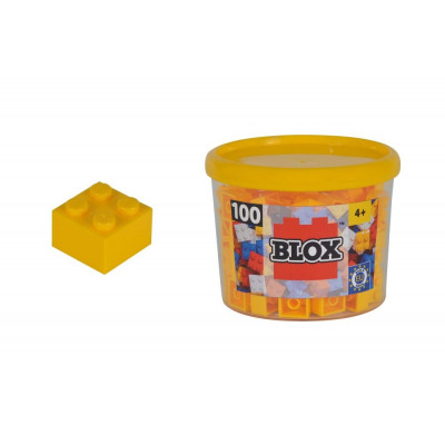 Blox 100 yellow 4er stones in can