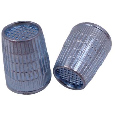 Thimble, non-slip cap, 17mm