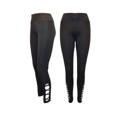 Ladies Sport Legging Geflochten 33037