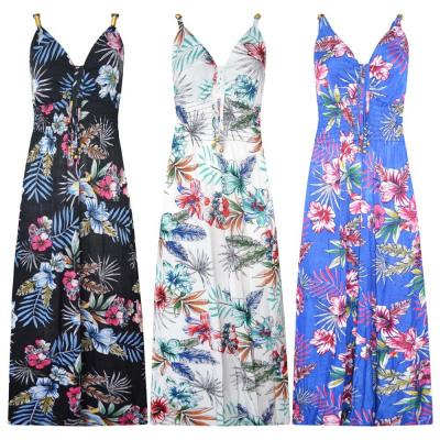 Robe d'été pour femmes sans manches 826