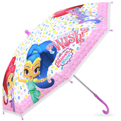 Shimmer and Shine umbrella What is your Wish ?
