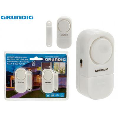 Grundig Raam En Deuralarm.Grundig Set Of 2 Door And Window Alarms From Wholesale And