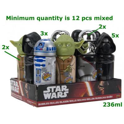 Star Wars Bellen bladder 237ml 5 assorted 18cm in