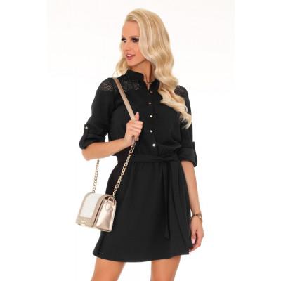 Kleid Amrosin Black 85211