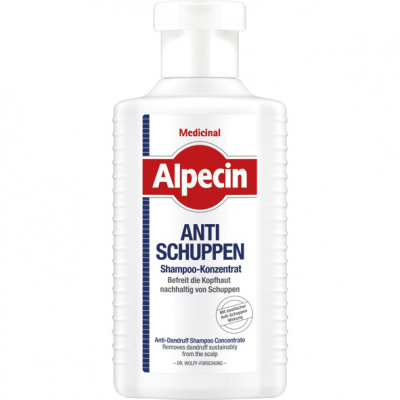 Alpecin Shampoo Concentrate 200ml for dandruff