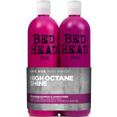 Tigi Bed Head Shampoo + Conditioner 2x750ml Rechar