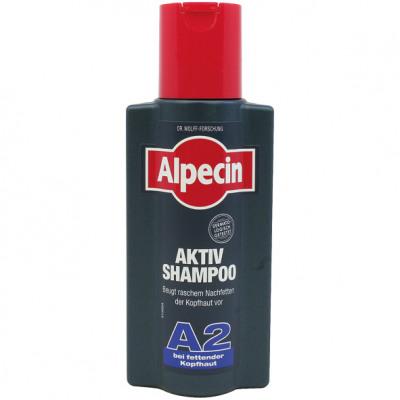 Alpecin aktív sampon 250ml zsíros haj