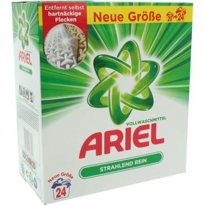 Ariel Nagy teljesítményű mosószer 24WL 1560g