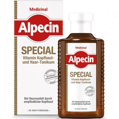 Alpecin Tonik do włosów 200ml Specjalna