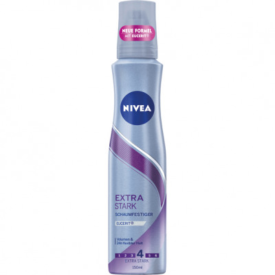 Nivea mousse 150ml Extra Strong