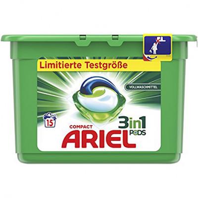 Ariel pods 3in1 15WL Vollwaschmittel