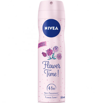 Nivea Deospray 150ml Flower Time