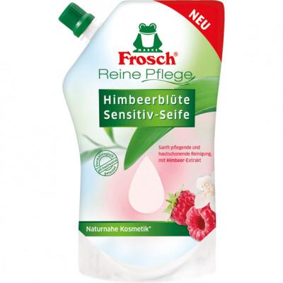 Béka szappan Tiszta ápolás 500ml NFB málnavirág