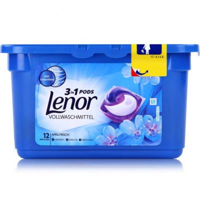 Lenor Pods 3in1 12WL April fresh