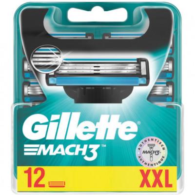 Gillette Mach3 12 blades