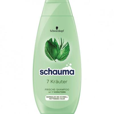 Schauma Shampoo 400ml 7 herbs