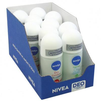 Nivea Deodorant 50ml 20er Mixkarton