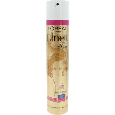 Elnett de Luxe hair spray 300ml permanent
