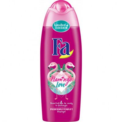 Fa prysznic 250ml Flamingo Love