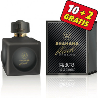 Perfume Black Onyx 100ml Shahana Black women