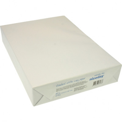 Copy paper DIN A4 white 80g woodfree 500 pack