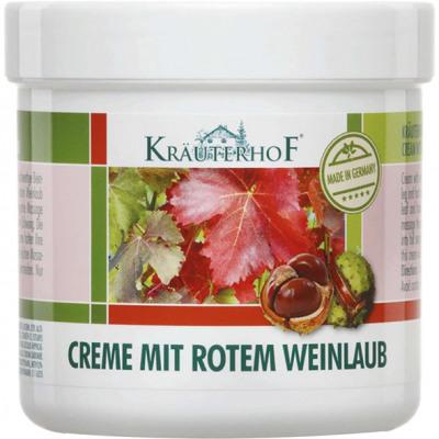 Kräuterhof 250ml krém vörös szőlőlevelekkel