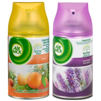 Airwick Freshmatic refill packer