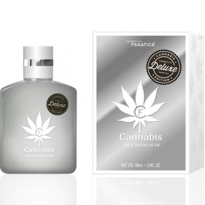 Parfüm CF Cannabis Deluxe Silver 100ml for men