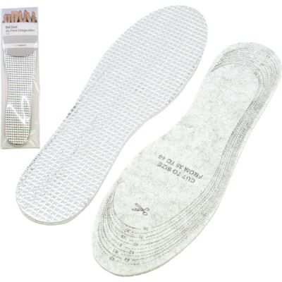 assorted heat insoles sizes assorted