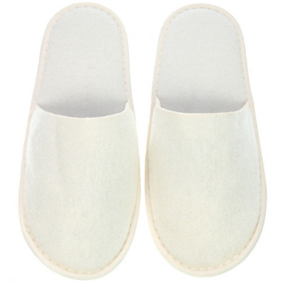 Slippers Frottee Unit size white
