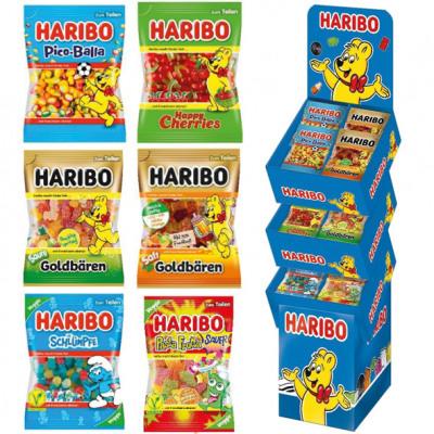 Jedzenie Haribo 106s Display Nr 2, 6 razy mieszany