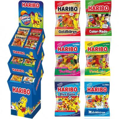 Étel Haribo 175 / 200g családi öröm 102 Display