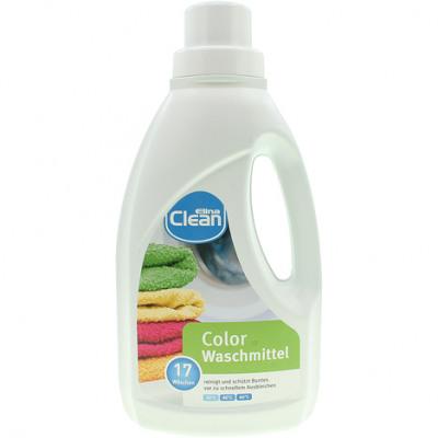 Detergente Elina Clean Color Detergent 1L