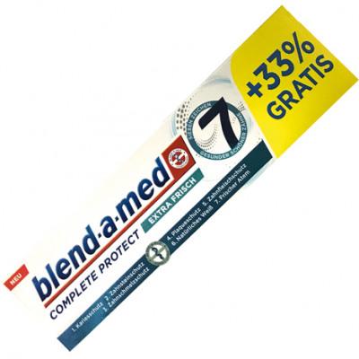 Fogkrém Blend-a-med Complete Protect 7 75ml + 33%
