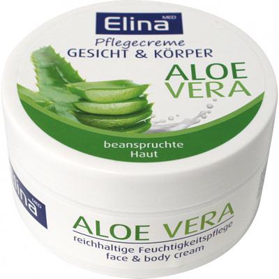 Elina Aloe Vera krem do pielęgnacji skóry 150ml