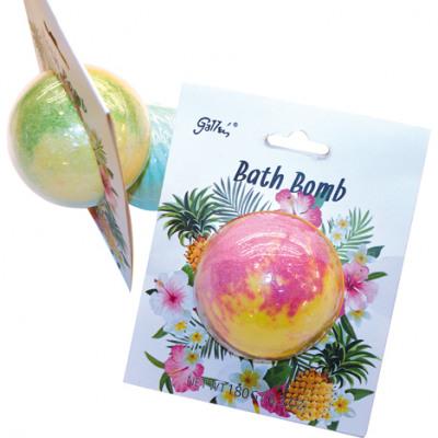 Bath Bomb 150g, in colorful design
