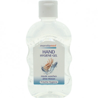 Marvita med Hand Hygiene Gel 80ml con Aloe Vera